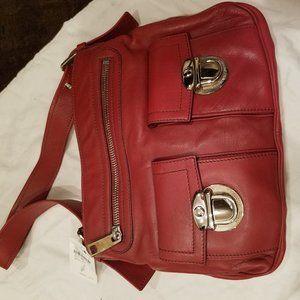 NWT Marc Jacobs leather handbag